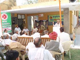 Rally at Narnaul Distt Mahendargarh