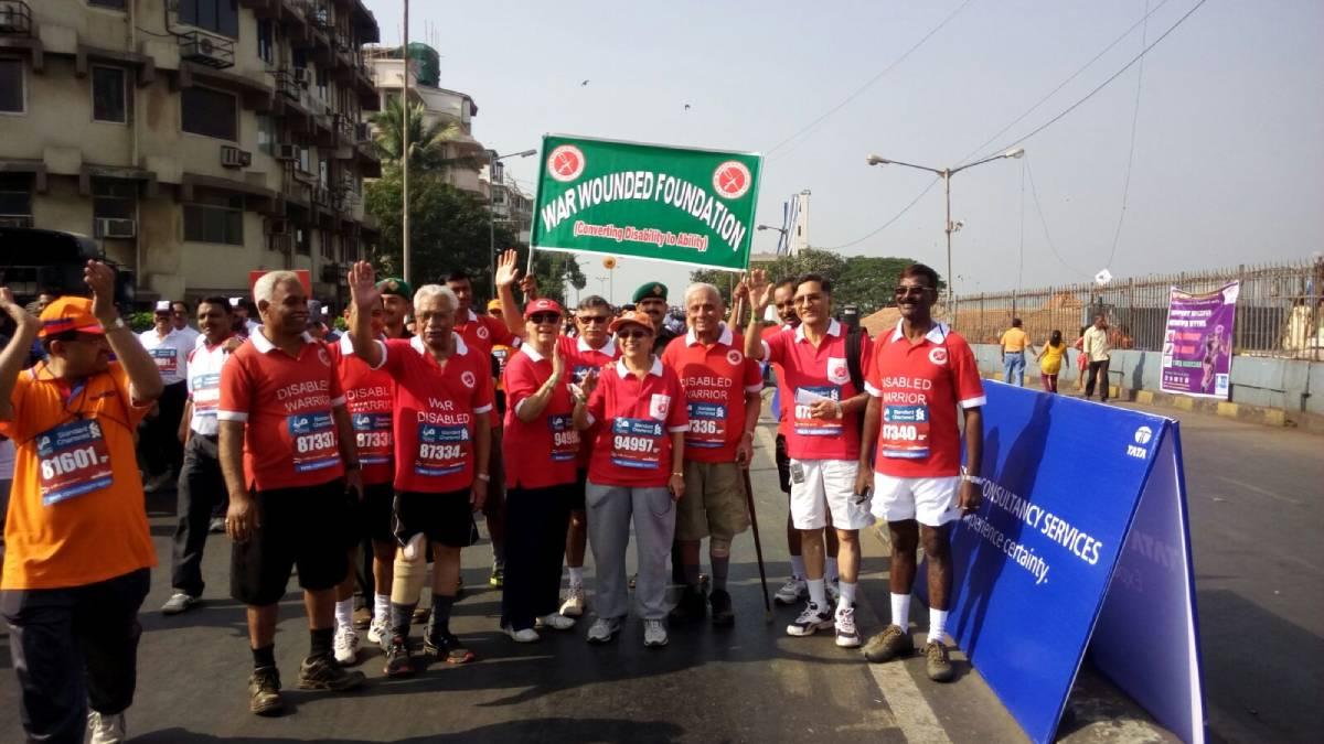 Mumbai Marathon 2016