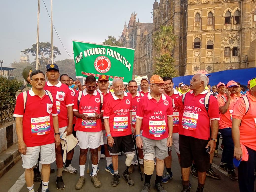 Mumbai Marathon 2019