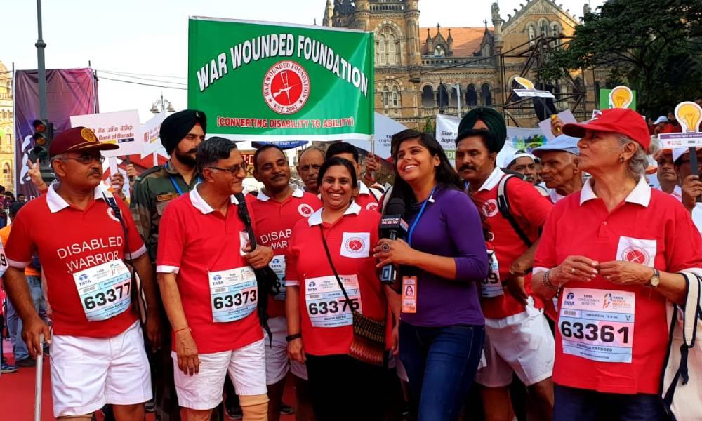 Mumbai Marathon 2020