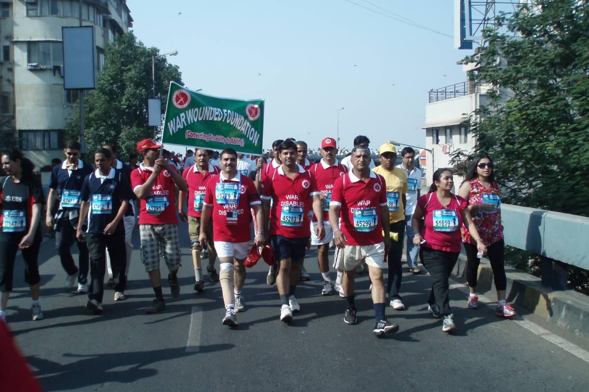 Mumbai Marathon 2013