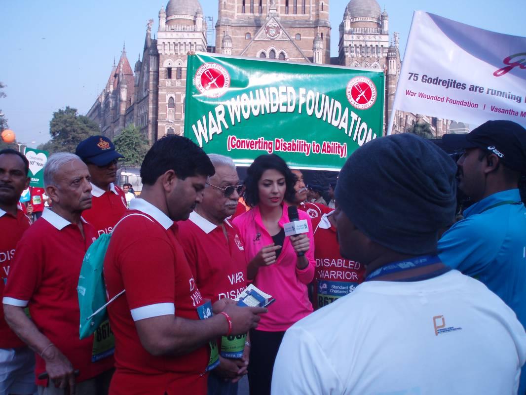 Mumbai Marathon 2015